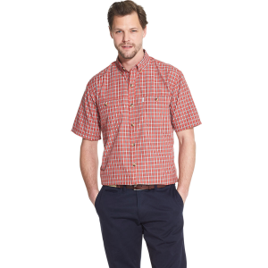 G.h. Bass & Co. Men's Bluewater Bay Short-Sleeve Shirt