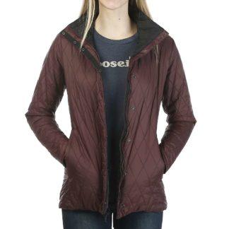 Moosejaw Women's Lafayette Insulated Jacket - XS - Bordeaux