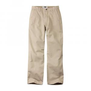 Mountain Khakis Men's Relaxed Fit Teton Twill Pant - 32x32 - Sand