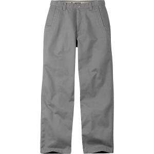 Mountain Khakis Men's Relaxed Fit Teton Twill Pant - 32x32 - Smoke
