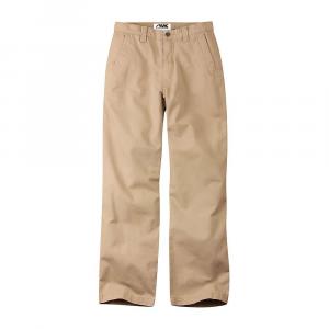 Mountain Khakis Men's Relaxed Fit Teton Twill Pant - 33x34 - Retro Khaki