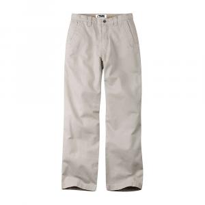Mountain Khakis Men's Relaxed Fit Teton Twill Pant - 34x32 - Stone