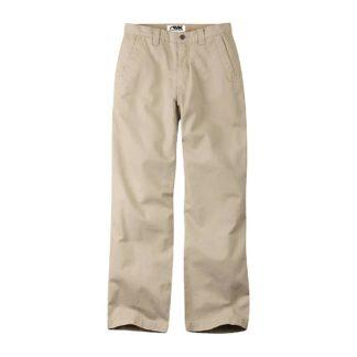 Mountain Khakis Men's Relaxed Fit Teton Twill Pant - 35x32 - Sand