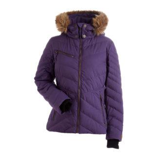 NILS Annalise w/Faux Fur Womens Insulated Ski Jacket 2018