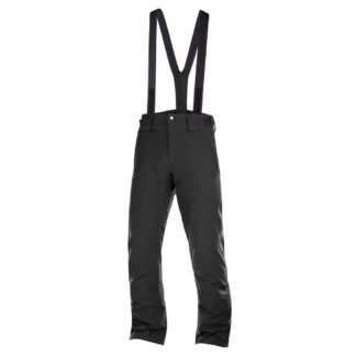 Salomon Stormseason - Short Mens Ski Pants 2020