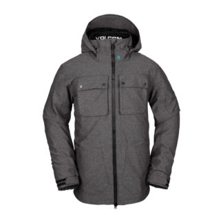 Volcom Pat Moore 3 in 1 Mens Insulated Snowboard Jacket 2020