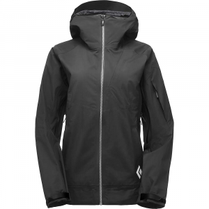 Black Diamond Women's Mission Shell Jacket - Large - Black