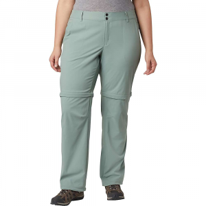 Columbia Women's Saturday Trail II Convertible Pant - 16 Regular - Light Lichen