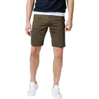 DU/ER Men's No Sweat Slim Fit Short - 38x10 - Army Green