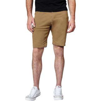 DU/ER Men's No Sweat Slim Fit Short - 38x10 - Tobacco