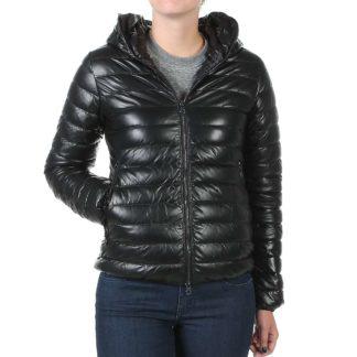 Duvetica Women's Messenedue Down Jacket - 40 - Black