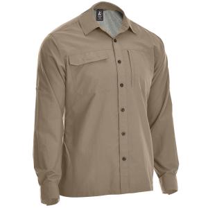 EMS Men's Trailhead Upf Long-Sleeve Shirt - Size S