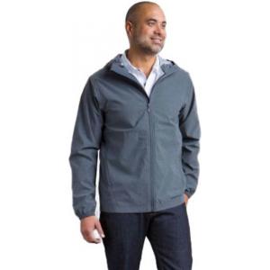 ExOfficio Caparra Jacket Men's, Black Heather, 2XL