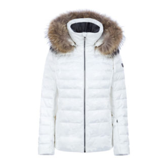 FERA Julia Special Faux Fur Womens Insulated Ski Jacket 2020
