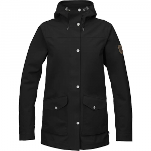 Fjallraven Women's Greenland Eco Shell Jacket - XL - Black