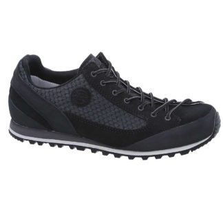 Hanwag Men's Salt Rock Shoe - 9 - Black / Anthracite