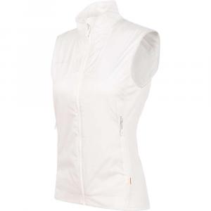 Mammut Women's Rime Light Insulation Flex Vest - Small - Bright White