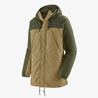 Men's Recycled Nylon Parka