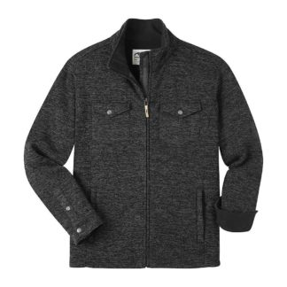 Mountain Khakis Men's Old Faithful Sweater - Small - Black