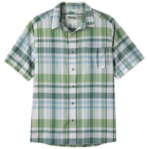 Mountain Khakis Men's Tomahawk Madras Short-Sleeve Shirt - Size S