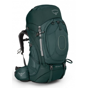 Osprey Xena 70 Pack w/Daypack, Extra Small, Canopy Green