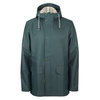 66North Men's Arnarholl Rain Jacket - XL - Bottle Green