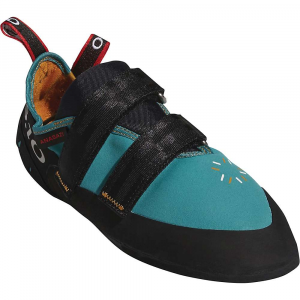 Five Ten Women's Anasazi LV Climbing Shoe - 5.5 - Collegiate Aqua / Black / Red