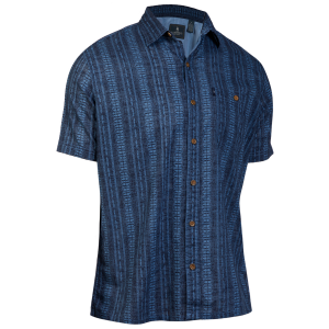 G.h. Bass Men's Short-Sleeve Print Shirt