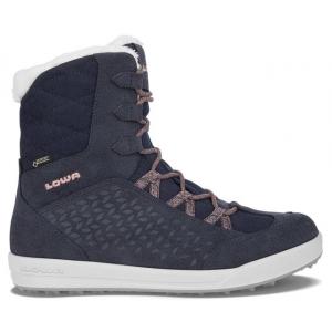 Lowa Tallinn GTX Mid Winter Boots - Women's, Navy/Nude, Medium, 7