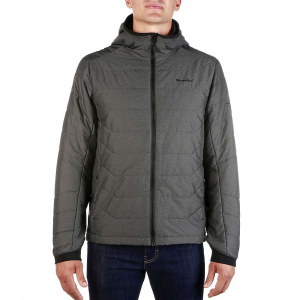 Moosejaw Men's Riopelle Hooded Insulated Jacket - Small - Black