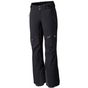 Mountain Hardwear Chute Insulated 2L Pant - Women's, Black, Extra Small, Long Inseam