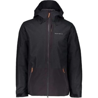 Obermeyer Men's Chandler Shell Jacket - Small - Black