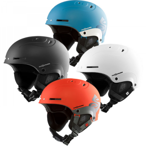 Steel Blue Sweet Protection Blaster Snow Helmet - S/M