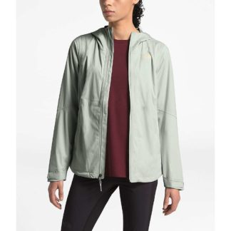 The North Face Women's Allproof Stretch Jacket - XL - Tin Grey