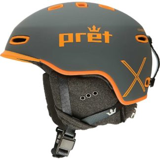 Pret Men's Cynic X Snow Helmet