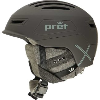 Pret Women's Corona X Snow Helmet