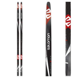 Salomon Snowscape 9 Skin Cross Country Skis 2019
