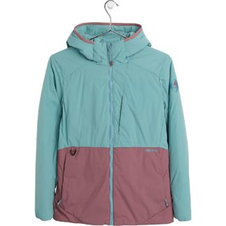 Burton Women's Multipath Insulated Jacket - Small - Trellis / Rose Brown