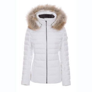 FERA Julia - Faux Fur Womens Insulated Ski Jacket 2019