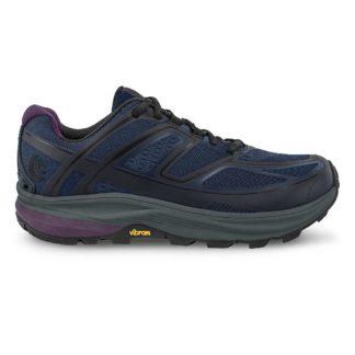 Topo Athletic Women's Ultraventure Running Shoe - 6 - Navy / Plum